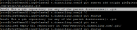 fatal: Not a git repository (or any of the parent directories): .git