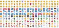给大家发一个 kindeditor编辑器把表情 改成 emoji的教程,网上都没有。只有我自己改咯